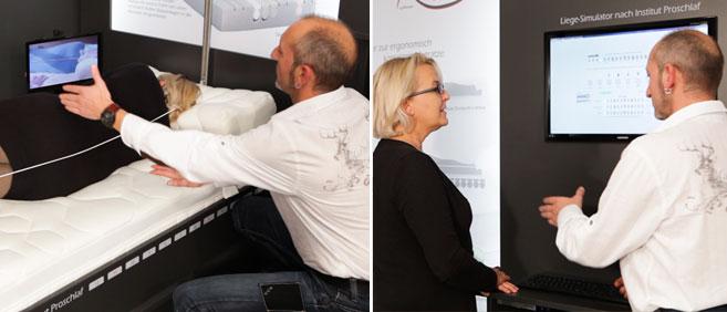 Fachberatung Betten in Peißenberg